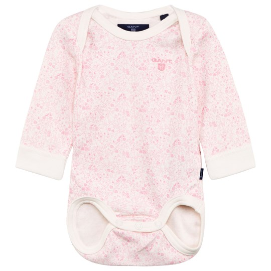 Gant Baby Body Flower  Eggshell