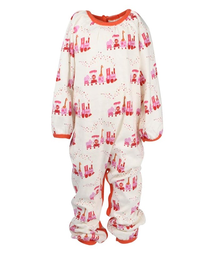 Cottonsuit Circus Girl Pink