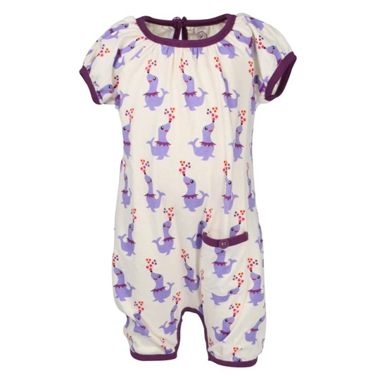 Ej sikke lej Summersuit Dancing Seal Plum Purple