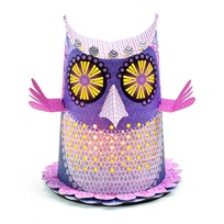 Djeco Owl Mini Night Light Multi
