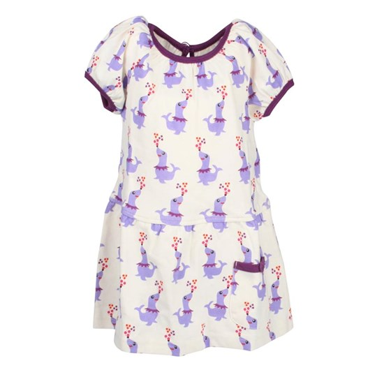 Ej sikke lej Dress Dancing Seal Plum Purple