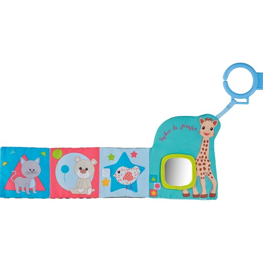 Sophie The Giraffe Sophie the Giraffe's My First Clip-on Book Multi