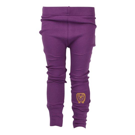 Ej sikke lej Leggings Basic Plum Purple