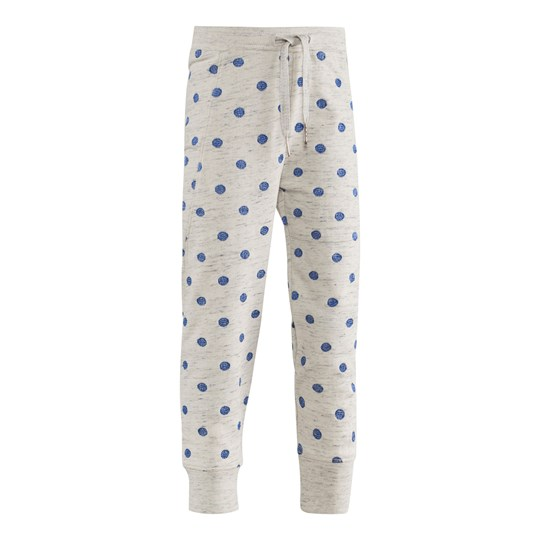 Molo Alenna Soft Pants Blue Dot Blue Dot