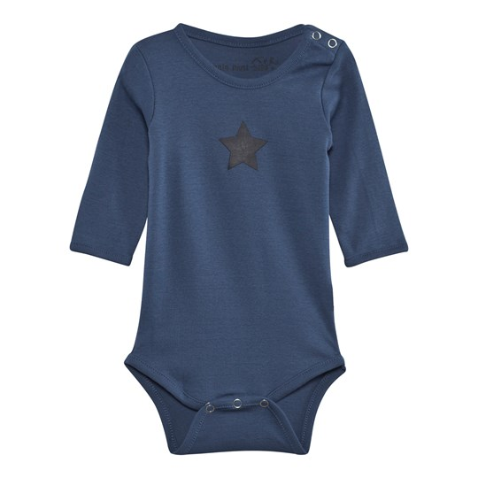 Molo Foss Baby Body Dark Denim Dark Denim