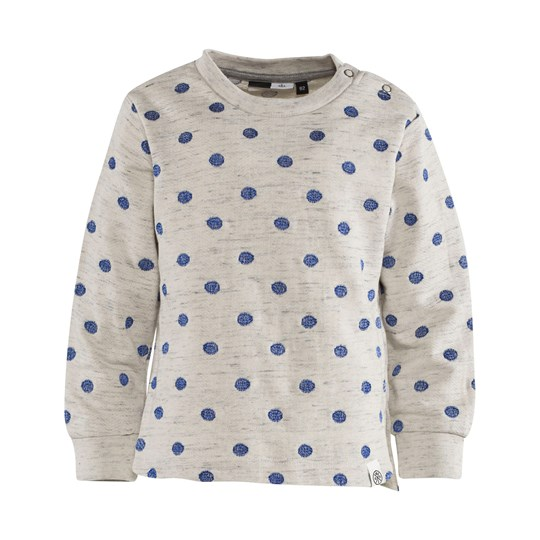 Molo Dicte Sweatshirt Blue Dot Blue Dot