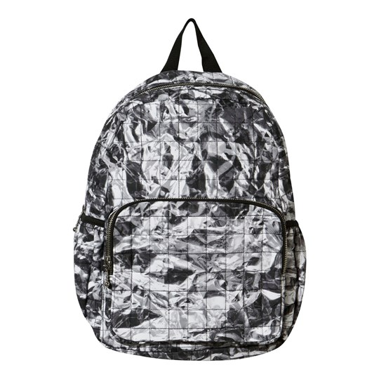 Molo Quilted Rucksack Silver Foil Silver Foil