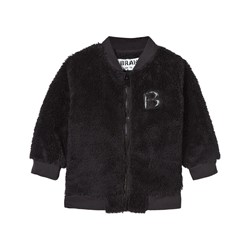The BRAND Baby Teddy Bomber Black