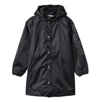 The BRAND Rain Coat Black Black