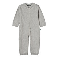 The BRAND Baby One-Piece Grey Mel Grey Mel