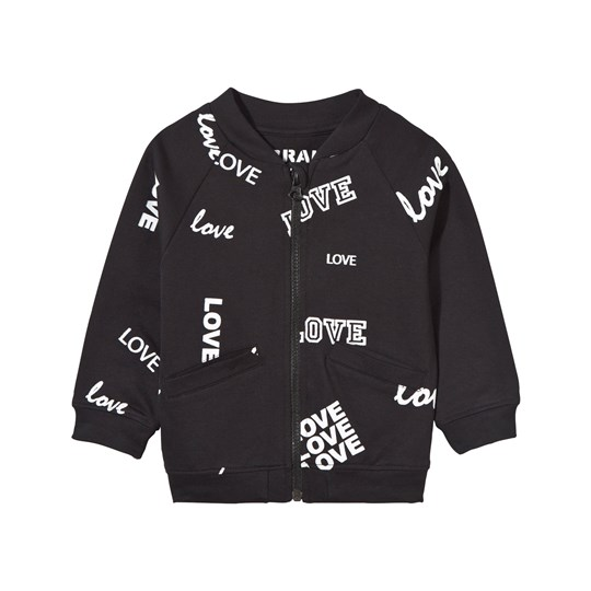 The BRAND Baby Bomber Black Love Black Love