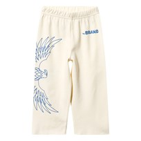 The BRAND Loose Waffle Sweatpant Off White Off white