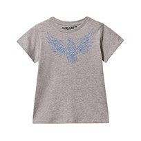 The BRAND Eagle Tee Grey Grey Mel