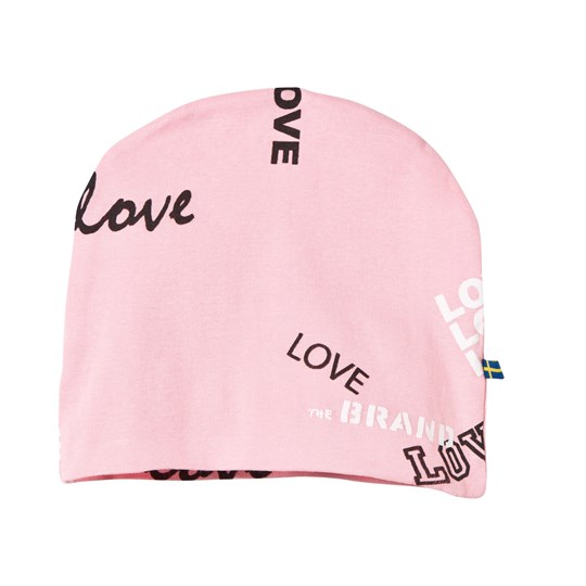 The BRAND Hat Pink Love Pink Love