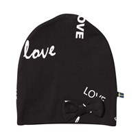 The BRAND Bow Hat Black Love Black Love