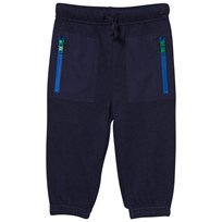 Stella McCartney Kids Jack Fleece Trousers Midnight Melange Midnight Mel