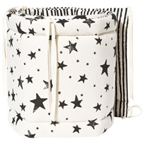 Noe & Zoe Berlin Bumper Black Stars & Stripes black stars & stripes