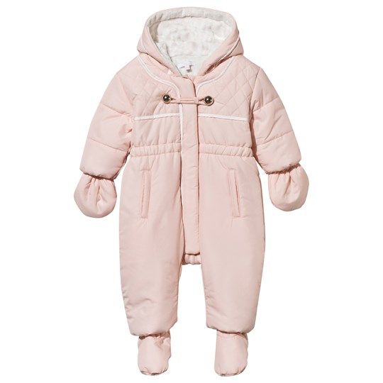 c2f95d42e Chloé - Snowsuit Pale Rose - Babyshop.com