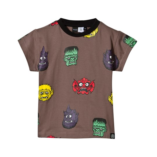 Molo Rexo T-Shirt Monster Heads Monster heads