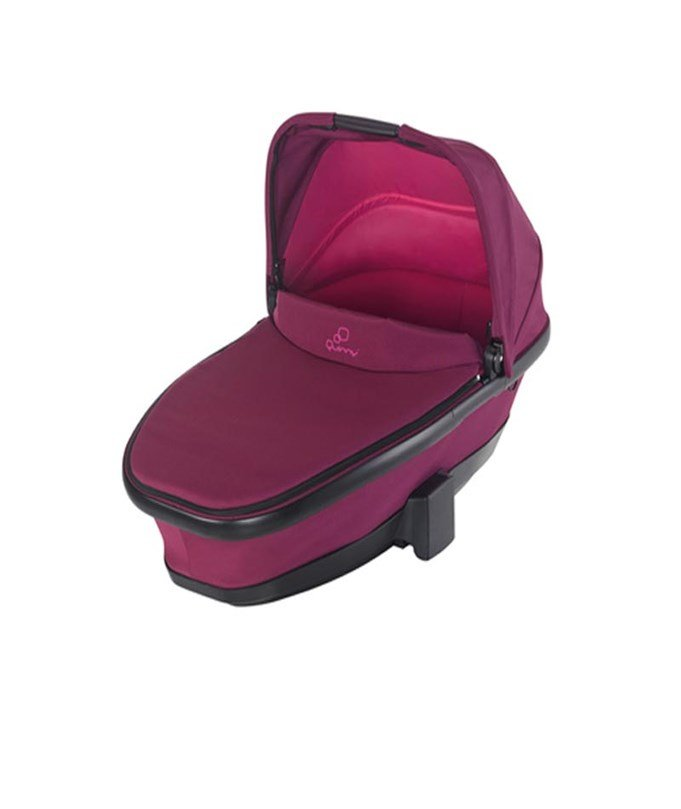 Foldable Carrycot Pink Passion
