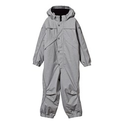 Molo Polaris Snowsuit Grey Melange