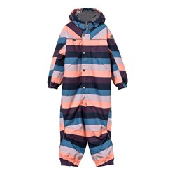 Molo Polaris Snowsuit Girly Rainbow