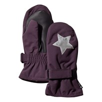 Molo Mitzy Mittens Plum Perfect Plum Perfect