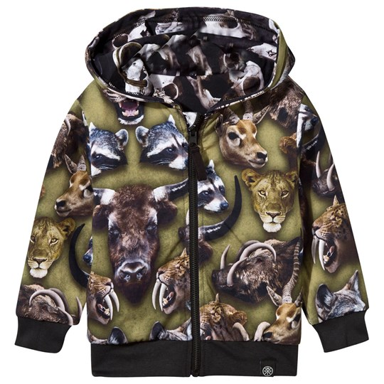 Molo Molton Hoodie Danger Animal Heads Danger animal Heads