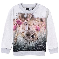 Molo Regine T-Shirt Snow Melange