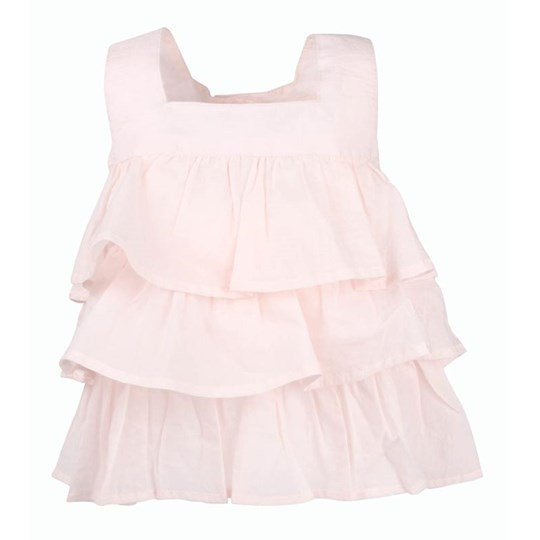 Wheat Top 3-Layers Soft Rose Pink