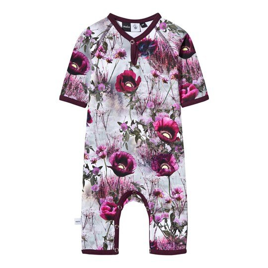 Molo Fiona Baby One-Piece Winter Meadow Winter Meadow