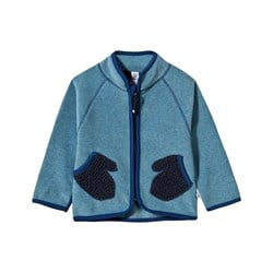 Molo Umo Fleece Jacket Scifi Blue