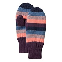 Molo Snowfall Mittens Girly Rainbow Girly rainbow