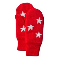 Molo Snowfall Mittens True Red True Red