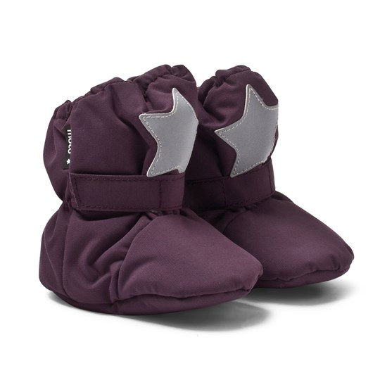 Molo Imba Baby Shoes Plum Perfect Plum Perfect
