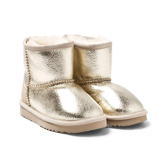 Molo Dry Boots Gold Gold