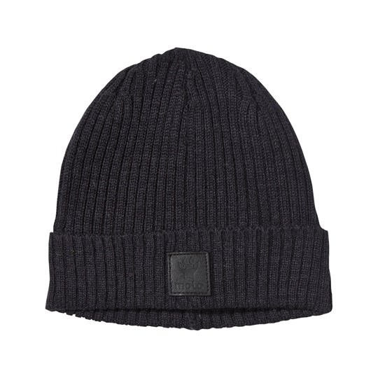 Molo Kjetil Hat Dark Grey Melange Dark Grey melange
