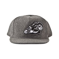 Molo Big Shadow Hat Dark Grey Melange Dark Grey melange