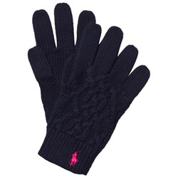 Ralph Lauren Cable-Knit Gove Hunter Navy