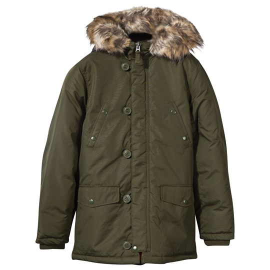 Ralph Lauren Down Parka Fall Olive Fall Olive