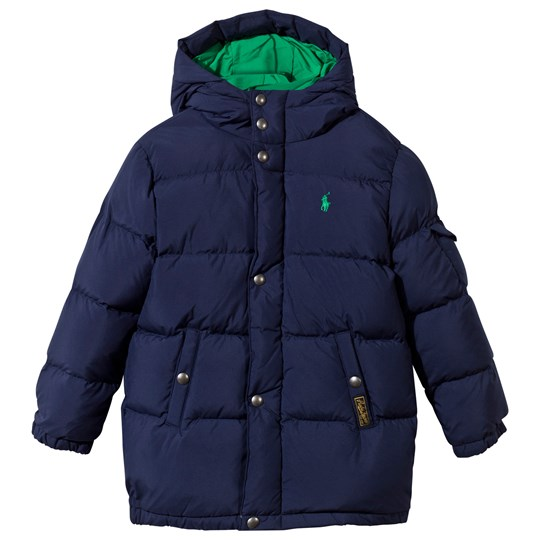 Ralph Lauren Quilted Down Jacket French Navy French Navy