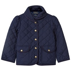 Ralph Lauren Shawl Barn Jacket Newport Navy