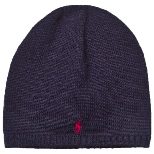 Ralph Lauren Skull Hat Pp Hunter Navy Hunter Navy