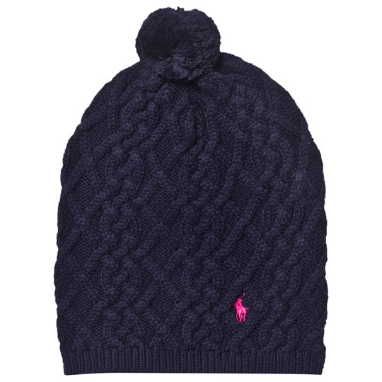 Ralph Lauren Slouchy Hat Hunter Navy Hunter Navy