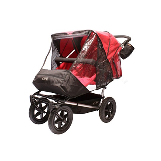 Mountain Buggy Duo Storm Cover Multi