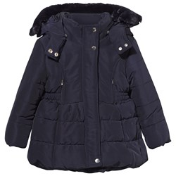 Mayoral Puffer Coat Navy