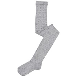Mayoral Knitted Tights Grey