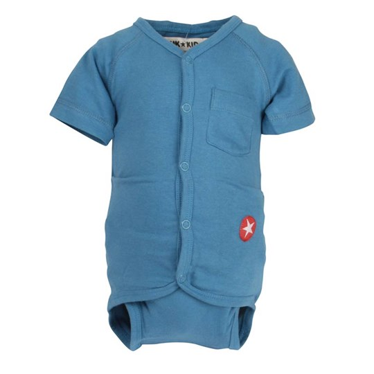 Kik Kid Romper T-shirt Blue Blue