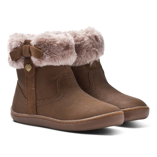 Mayoral - Bow Ankle Boots Brown - Babyshop.com