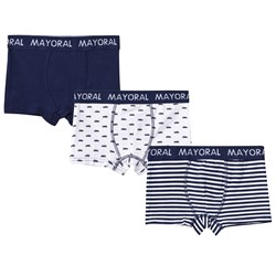 Mayoral Set 3-Pack Boxers Navy